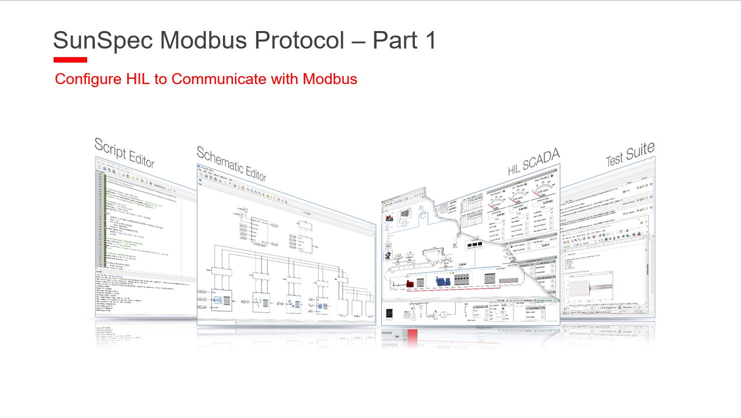Modbus Tutorial: How to Configure HIL to Communicate with