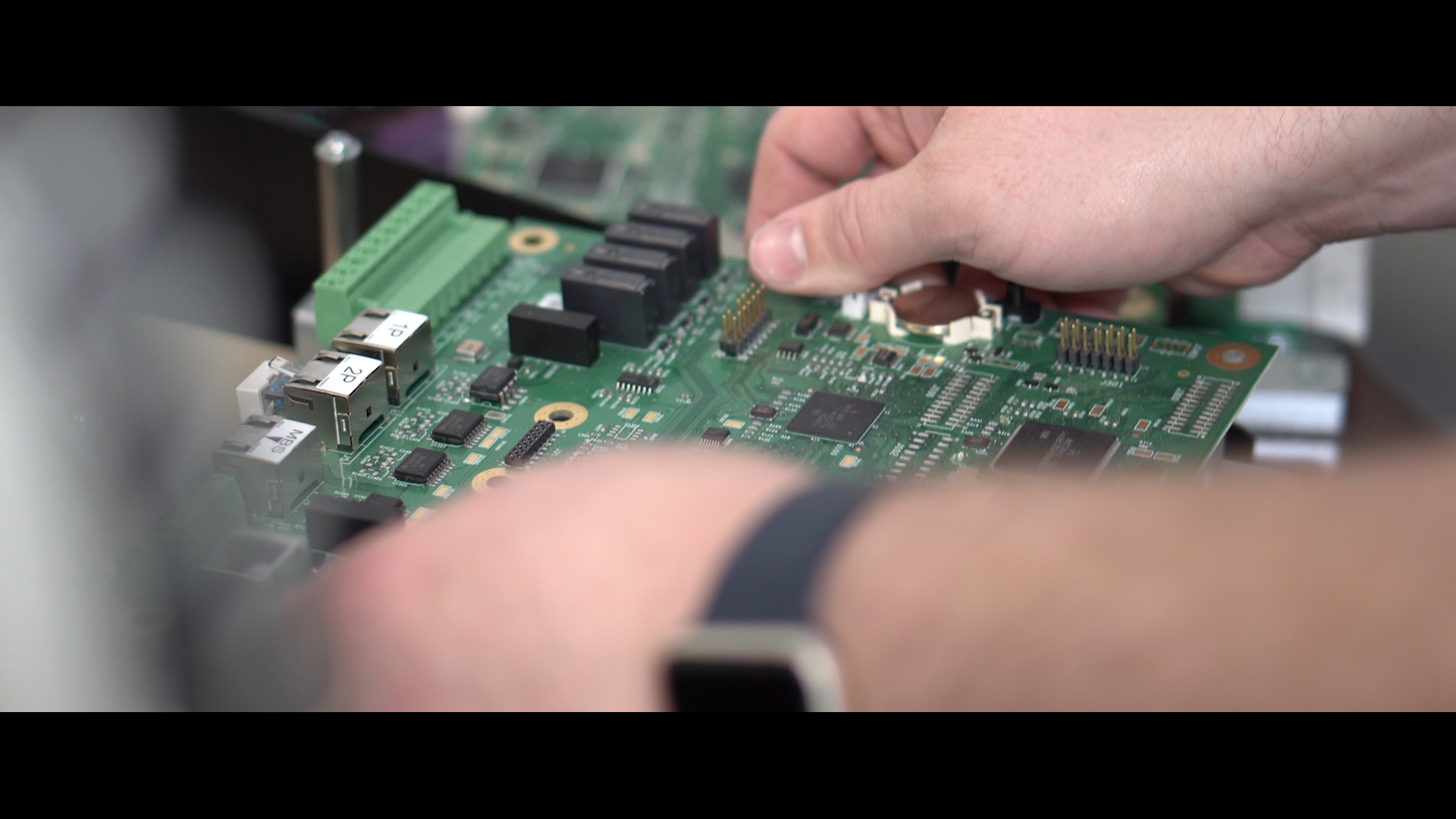 Schneider Electric Active Harmonic Filter Controller design and testing