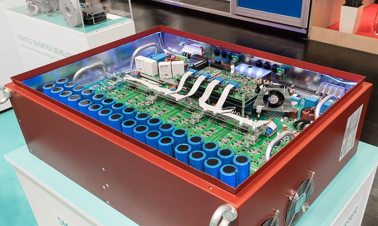 Austrian Institute of Technology smart grid converter