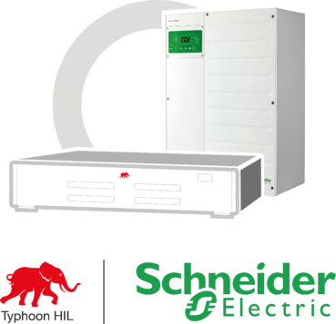 Schneider Electric XW-Pro Solar Hybrid Inverter 120/240V.