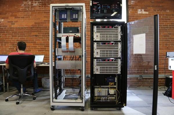 Otis Microgrid Testbed